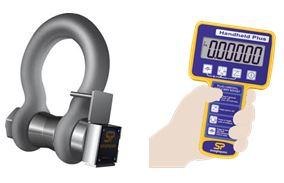wired load shackle, wireless load shackle