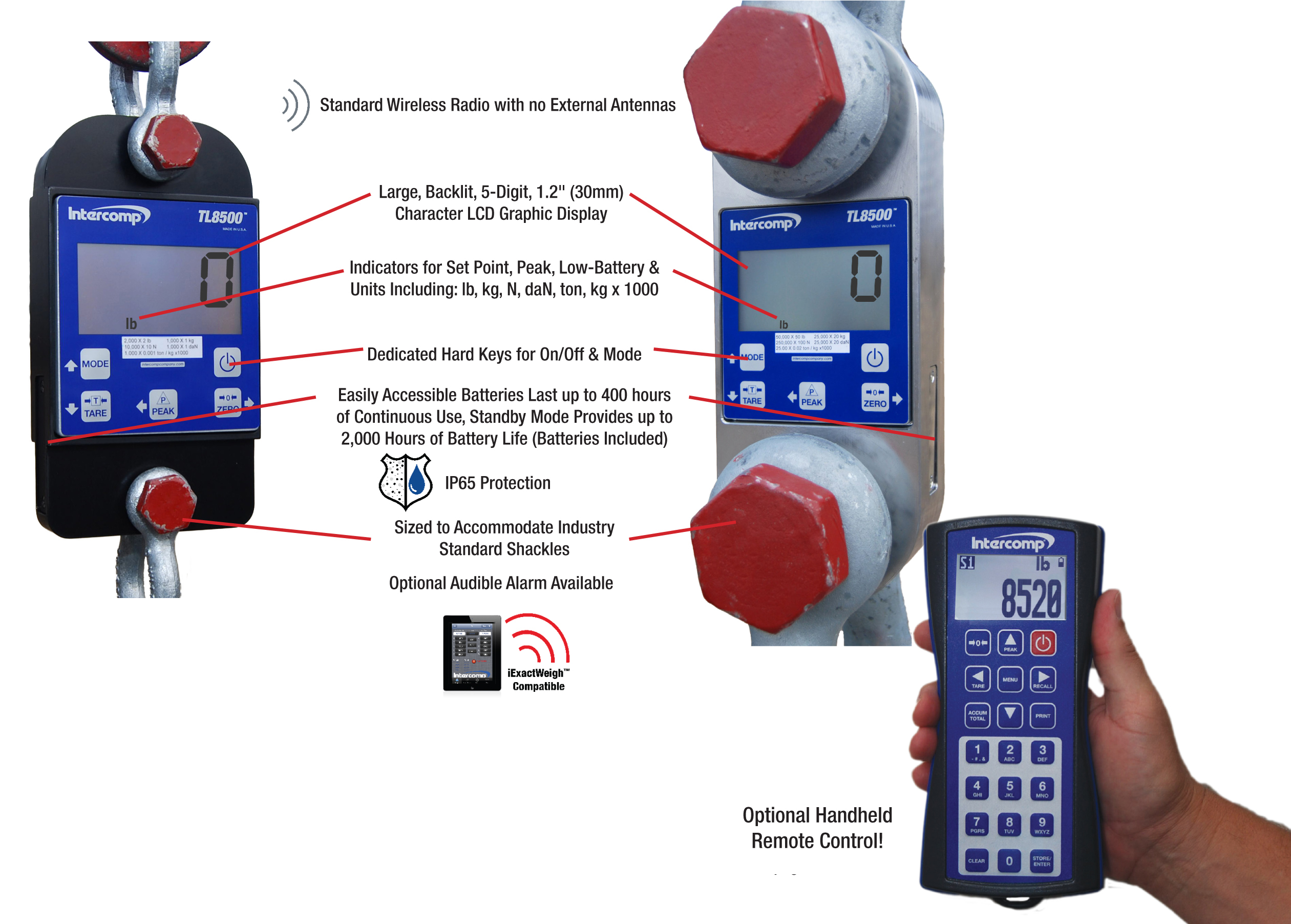 how to read a dynamometer