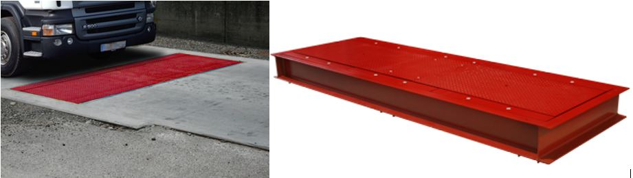 Axle Weighbridges